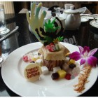 アンバサダーホテルのスペシャルデザート