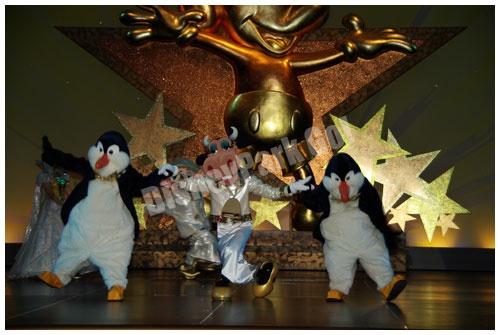 クララ・ベルとペンギン