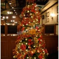 レストラン櫻のクリスマスツリー