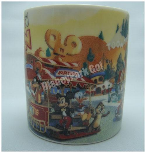 トゥーンタウン・マグカップ