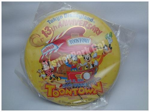 トゥーンタウン・缶バッジ