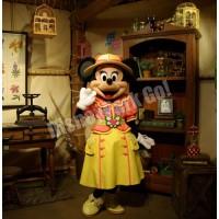 ミッキー&フレンズ・グリーティングトレイルのミニー