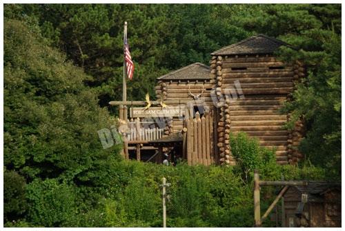 サムクレメンズ砦