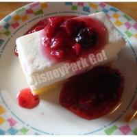 グランマ・サラのキッチンのレアチーズケーキ
