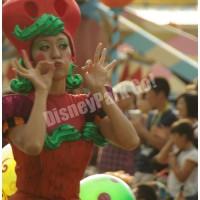 マルシェフロートの 女性-ダンサー