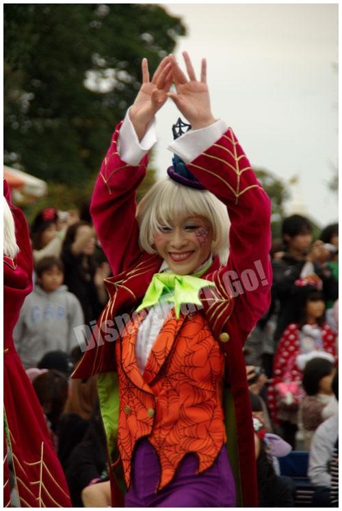 ウェルカム・トゥ・スプーキーヴィル女性ダンサー(ミッキー)