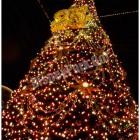 10周年のクリスマスツリーを想像しよう