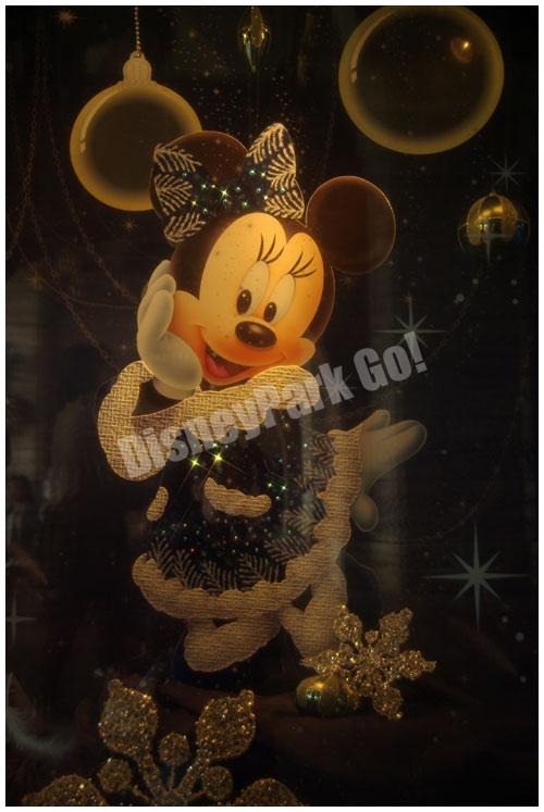 クリスマス・ウィッシュのミッキー