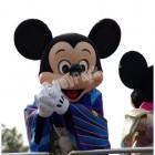 東京ディズニーランドのニューイヤーズ・グリーティング2012(ミッキー&ミニー)