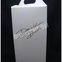 ドナルドのコレクタブルグラスの箱