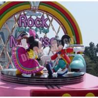 ディズニー・ロック・アラウンド・ザ・マウスのフォトロケーション
