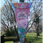 イースターワンダーランド2012の飾り