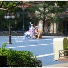 東京ディズニーシー、開園前グリーティング
