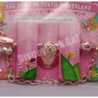エッグハント イン 東京ディズニーランド・エキスパートコースのイースター・コレクションチャーム&ホルダー(ミニーマウス)