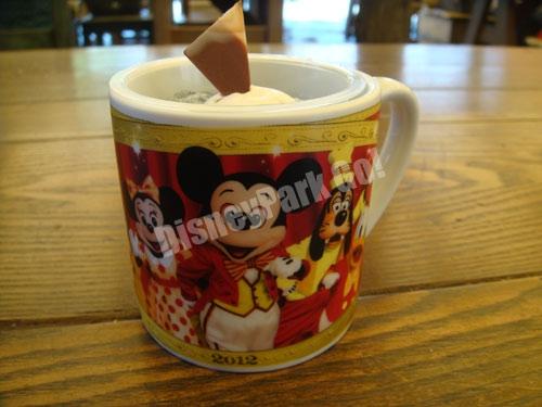 ファンダフル・ディズニーのデザート