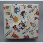 ウォルト・ディズニー生誕110周年記念のピンバッチ