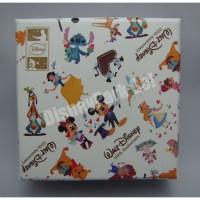 ウォルト・ディズニー生誕110周年記念のピンバッチの箱