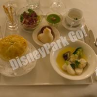 ミラコスタのスペシャルディナーコース