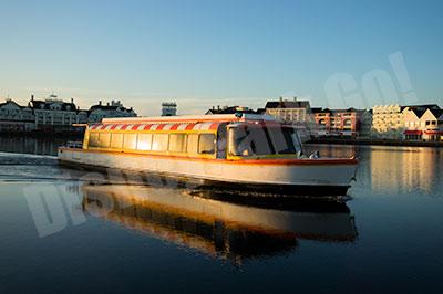 ディズニー・ワールドのボート