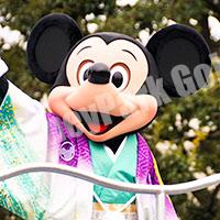 ニューイヤーズ・グリーティング2015 in 東京ディズニーランド
