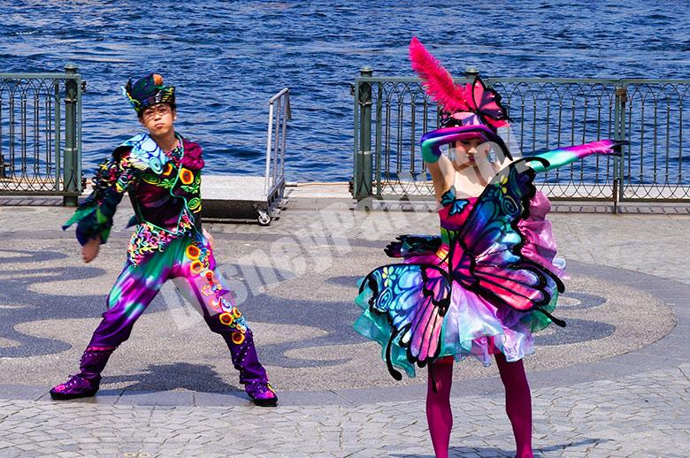 ロストリバーデルタのダンサー