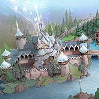 東京ディズニーシー「アナ雪」エリアについての雑談
