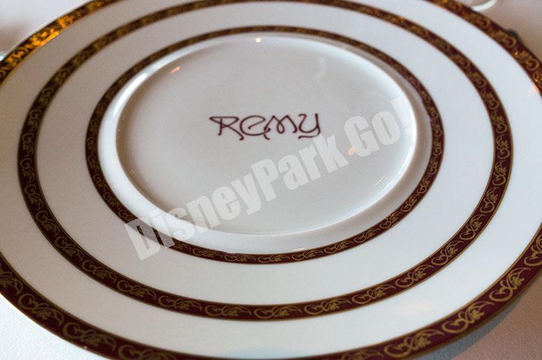 レミーのお皿