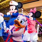 ディズニー・クルーズラインのお別れパーティー「SEA YA' REAL SOON!」