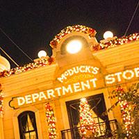 クリスマス・ウィッシュ2016、アメリカンウォーターフロントの夜景