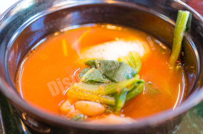 雑煮椀(トマトつゆ)
