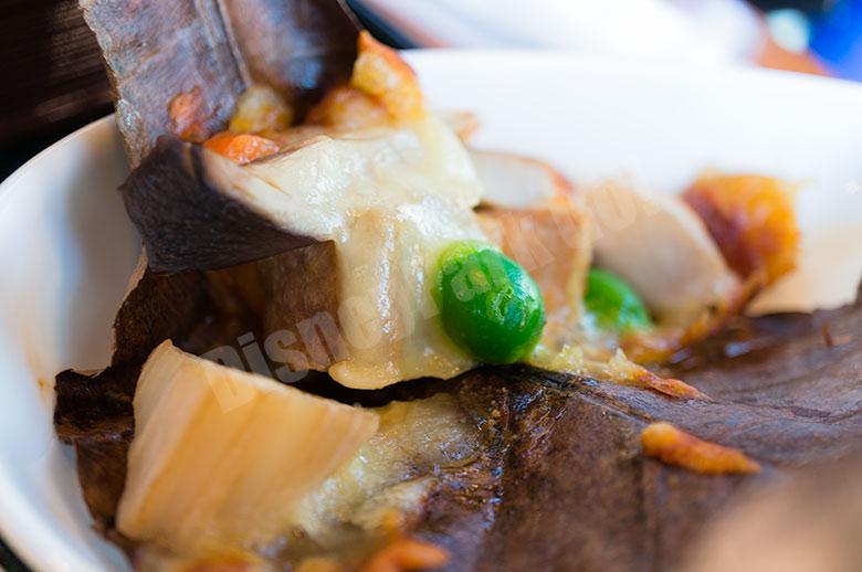 朴葉の味噌焼き