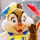 クリスタル・ウィッシュ・ジャーニー〜シャイン・オン〜から栗鼠